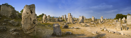 πέτρα φαινομένου Στοκ Εικόνες