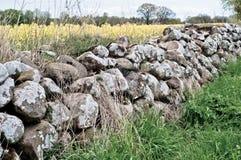πέτρα φραγών Στοκ Φωτογραφία