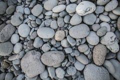 Πέτρα χαλικιών στο υπόβαθρο σύστασης παραλιών στοκ φωτογραφίες με δικαίωμα ελεύθερης χρήσης