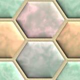 πέτρα χρώματος Στοκ φωτογραφία με δικαίωμα ελεύθερης χρήσης