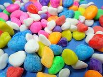 Πέτρα Colourfull Στοκ Εικόνες