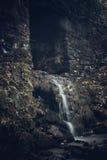 Πέτρα Mistic cavel στα βουνά Στοκ φωτογραφία με δικαίωμα ελεύθερης χρήσης