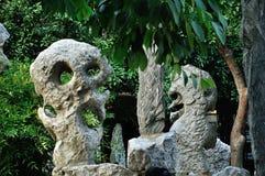 Πέτρα Rockery στοκ φωτογραφία