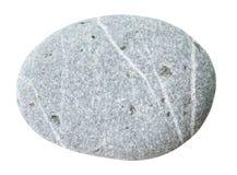 Πέτρα Umbled graywacke που απομονώνεται Στοκ φωτογραφία με δικαίωμα ελεύθερης χρήσης