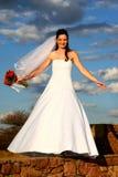 πέτρα wed στοκ φωτογραφία με δικαίωμα ελεύθερης χρήσης