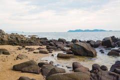 Πέτρες ακτών Στοκ Εικόνες