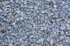 Πέτρες αμμοχάλικου, χαλίκια Υπόβαθρα της σύστασης Στοκ Φωτογραφία