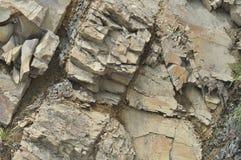 Πέτρες βουνών Στοκ Φωτογραφίες