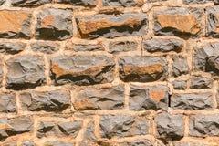Πέτρες γρανίτη τοίχων στοκ φωτογραφία με δικαίωμα ελεύθερης χρήσης