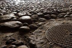πέτρες επίστρωσης Στοκ Εικόνες