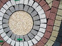πέτρες επίστρωσης Στοκ εικόνες με δικαίωμα ελεύθερης χρήσης