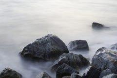 Πέτρες θάλασσας. Στοκ εικόνες με δικαίωμα ελεύθερης χρήσης