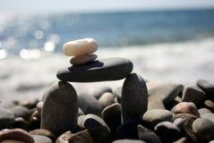 πέτρες θάλασσας στοκ φωτογραφίες