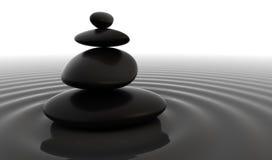 πέτρες ισορροπίας απεικόνιση αποθεμάτων