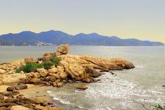 Πέτρες κήπων σε Nha Trang Βιετνάμ Στοκ Φωτογραφίες