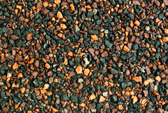 Πέτρες κεραμιδιών υλικού κατασκευής σκεπής Στοκ Εικόνες