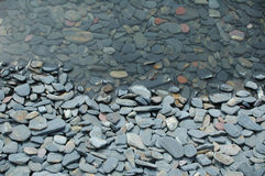 πέτρες λιμνών στοκ φωτογραφίες