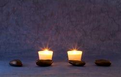 πέτρες μασάζ Στοκ φωτογραφίες με δικαίωμα ελεύθερης χρήσης