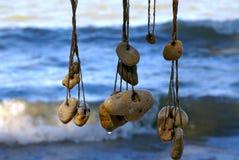πέτρες παραλιών Στοκ Εικόνα