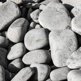 Πέτρες 2 παραλιών Borth Στοκ Εικόνα