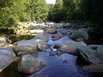 πέτρες ποταμών Στοκ εικόνα με δικαίωμα ελεύθερης χρήσης