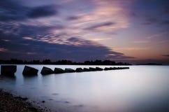 Να περπατήσει οριζόντων πέτρες Στοκ φωτογραφία με δικαίωμα ελεύθερης χρήσης