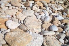 Πέτρες στη θάλασσα Στοκ Φωτογραφίες