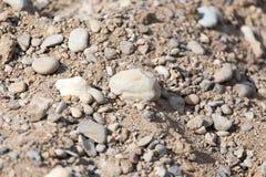 Πέτρες στο έδαφος στοκ εικόνα με δικαίωμα ελεύθερης χρήσης