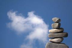 πέτρες σωρών Στοκ Φωτογραφία