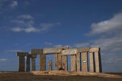 πέτρες της Γαλικία Στοκ εικόνα με δικαίωμα ελεύθερης χρήσης