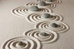 Πέτρες της Zen Στοκ Φωτογραφία