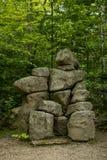 Πέτρες τοτέμ Στοκ φωτογραφίες με δικαίωμα ελεύθερης χρήσης