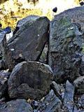 πέτρες τρία Στοκ εικόνα με δικαίωμα ελεύθερης χρήσης
