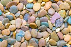 πέτρες χαλικιών ανασκόπησ&et Στοκ φωτογραφία με δικαίωμα ελεύθερης χρήσης