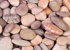 Πέτρες χαλικιών Στοκ εικόνα με δικαίωμα ελεύθερης χρήσης