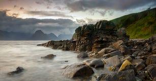 Πέτρες Elgol Στοκ Φωτογραφίες