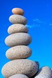 πέτρες fengshui Στοκ Εικόνες
