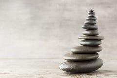 Πέτρες Masage Στοκ φωτογραφίες με δικαίωμα ελεύθερης χρήσης