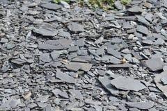 Πέτρες Shiste Στοκ φωτογραφία με δικαίωμα ελεύθερης χρήσης