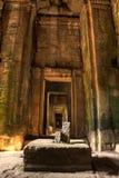 Πέτρες Wat Angkor Στοκ φωτογραφία με δικαίωμα ελεύθερης χρήσης