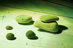 πέτρες zen Στοκ Φωτογραφία