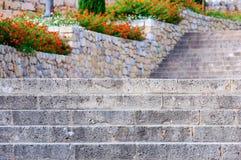 Πέτρινα βήματα Στοκ Φωτογραφία
