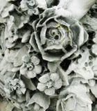 Πέτρινα λουλούδια Στοκ φωτογραφίες με δικαίωμα ελεύθερης χρήσης