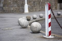 Πέτρινες σφαίρες 11 Στοκ Φωτογραφία