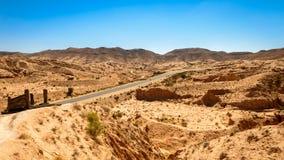 Πέτρινη έρημος Στοκ εικόνα με δικαίωμα ελεύθερης χρήσης