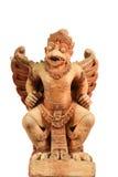 Πέτρινη γλυπτική Garuda Στοκ φωτογραφίες με δικαίωμα ελεύθερης χρήσης