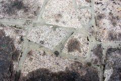 Πέτρινη εικόνα υποβάθρου τούβλων Στοκ φωτογραφία με δικαίωμα ελεύθερης χρήσης