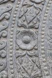 Πέτρινη ρόδα σχεδίου Dharma Στοκ Εικόνα