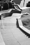 Πέτρινη σκάλα Στοκ φωτογραφία με δικαίωμα ελεύθερης χρήσης