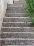 Πέτρινη σκάλα Στοκ Εικόνες